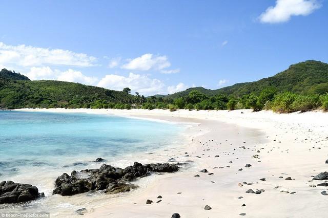 Bạn có biết đâu là những bãi biển đẹp nhất thế giới? - Ảnh 12.