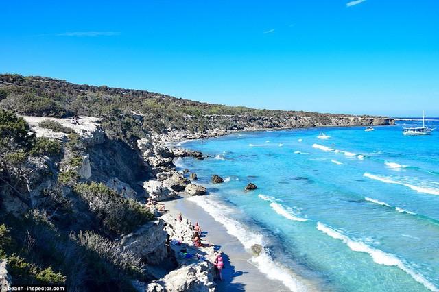 Bạn có biết đâu là những bãi biển đẹp nhất thế giới? - Ảnh 16.