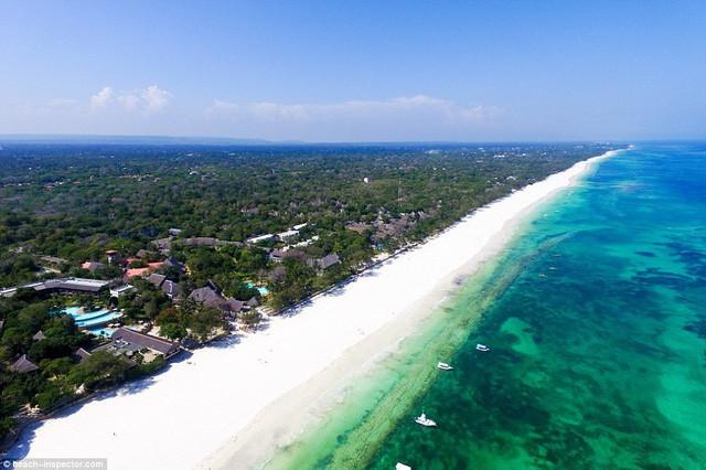 Bạn có biết đâu là những bãi biển đẹp nhất thế giới? - Ảnh 5.