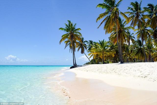 Bạn có biết đâu là những bãi biển đẹp nhất thế giới? - Ảnh 8.
