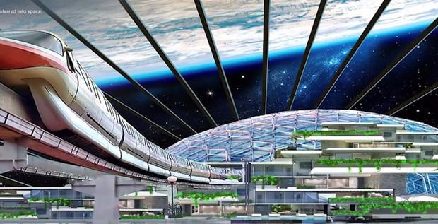 Tỉ phú người Nga xây dựng vương quốc ngoài vũ trụ đầu tiên của loài người - Ảnh 2.