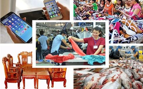 Việt Nam xuất siêu 3,1 tỷ USD 7 tháng dù thương mại quốc tế căng thẳng - Ảnh 1.