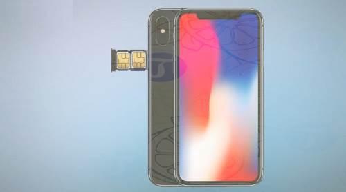 iPhone 2018 sẽ được ra mắt với khay thẻ SIM kép - Ảnh 1.
