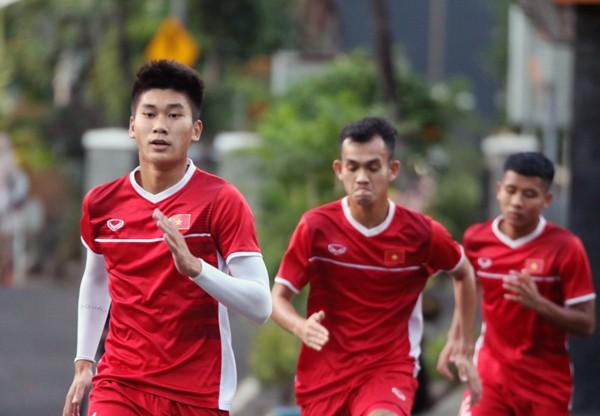 U19 Việt Nam chấn chỉnh tinh thần, lực lượng chuẩn bị cho trận cuối cùng tại bảng A - Ảnh 3.