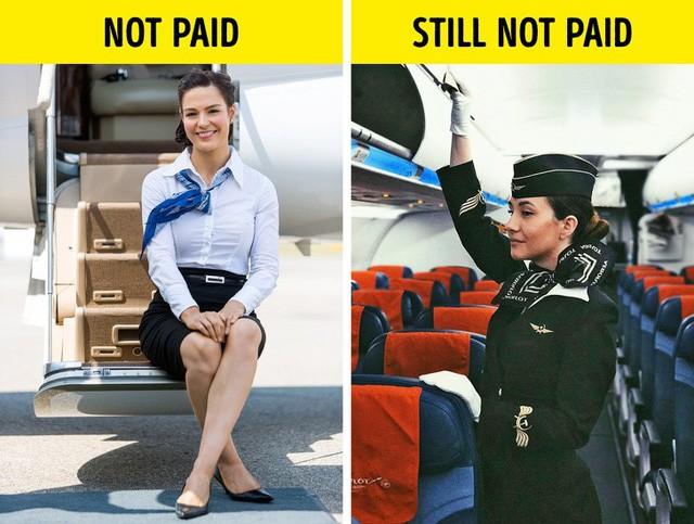 Những điều ít biết về các tiếp viên hàng không - Ảnh 3.