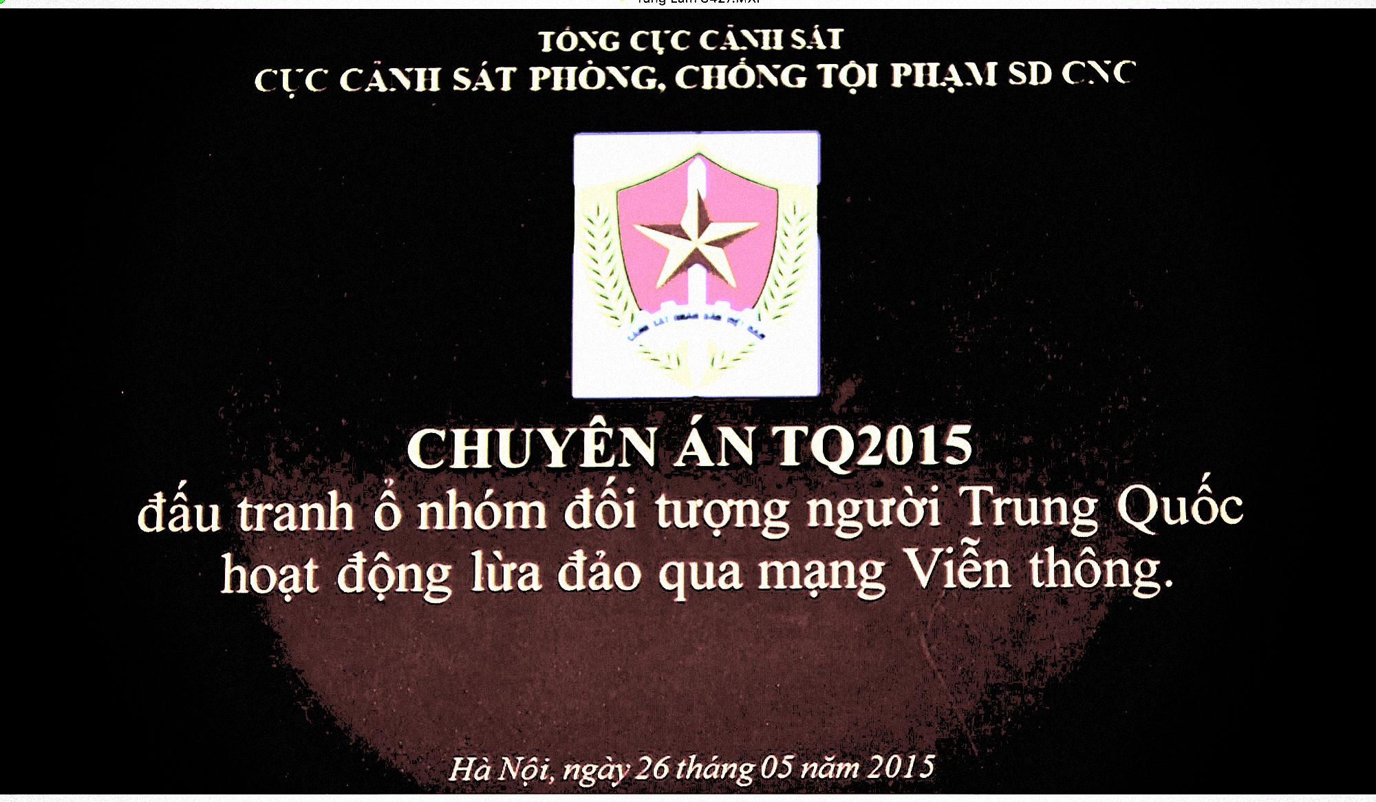 """Lần theo dấu vết: Lật tẩy những """"kịch bản"""" siêu lừa của nhóm đối tượng người Trung Quốc - Ảnh 4."""