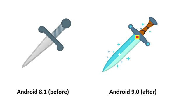 Android 9.0 Pie cập nhật hàng loạt emoji mới - Ảnh 2.