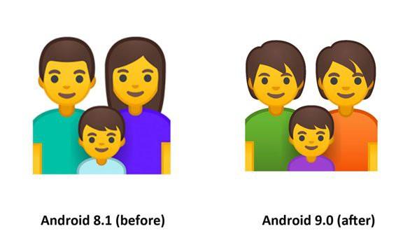 Android 9.0 Pie cập nhật hàng loạt emoji mới - Ảnh 5.