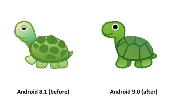 Android 9.0 Pie cập nhật hàng loạt emoji mới - Ảnh 4.