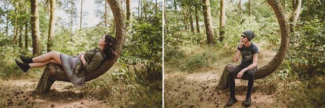 Bí ẩn khu rừng có hàng trăm gốc cây bị uốn cong một cách khó hiểu - Ảnh 3.