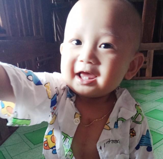 Thương bé 1 tuổi chống chọi với bệnh tim từng ngày - Ảnh 4.