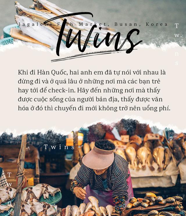 Travel blogger Quang Đại, Twins cùng những hành trình khám phá thế giới - Ảnh 5.
