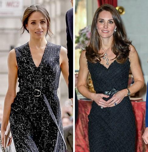 Học lỏm bí quyết thời trang sành điệu của hai nàng dâu Hoàng gia Anh - Ảnh 11.