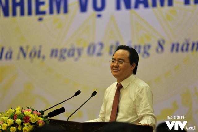 Bộ GD&ĐT chính thức công bố giải pháp hoàn thiện Kỳ thi THPT Quốc gia - Ảnh 1.