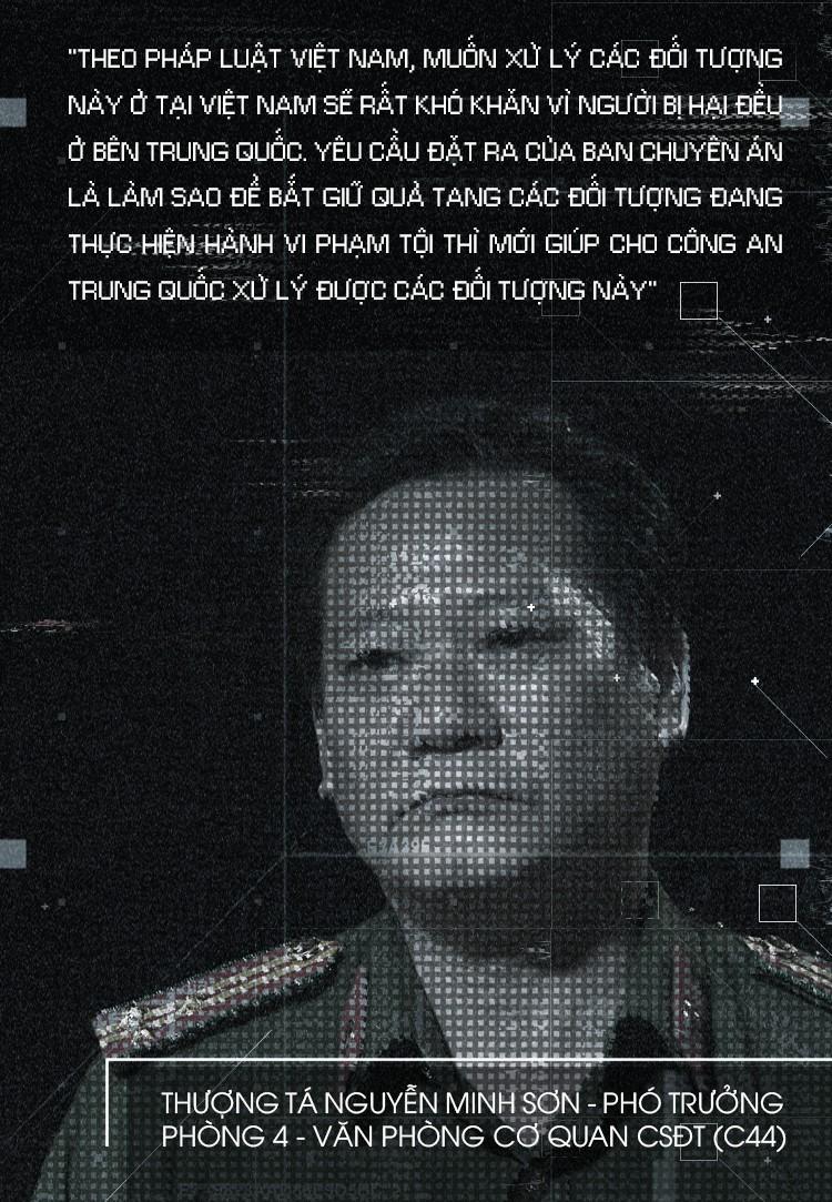 """Lần theo dấu vết: Lật tẩy những """"kịch bản"""" siêu lừa của nhóm đối tượng người Trung Quốc - Ảnh 8."""
