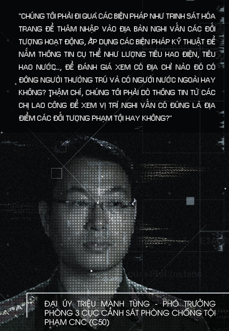 """Lần theo dấu vết: Lật tẩy những """"kịch bản"""" siêu lừa của nhóm đối tượng người Trung Quốc - Ảnh 6."""