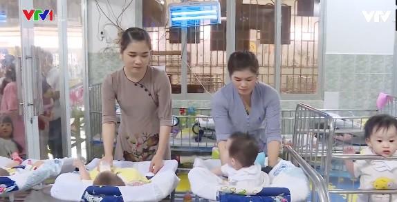 Thiện tâm ở ngôi chùa chăm sóc trẻ mồ côi, khuyết tật - Ảnh 2.