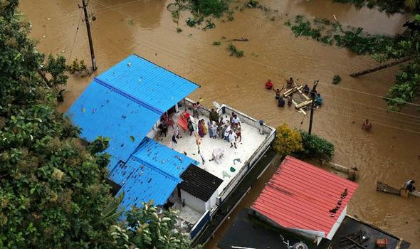 Ấn Độ: Hơn 1 triệu người phải sơ tán do mưa lũ - Ảnh 2.