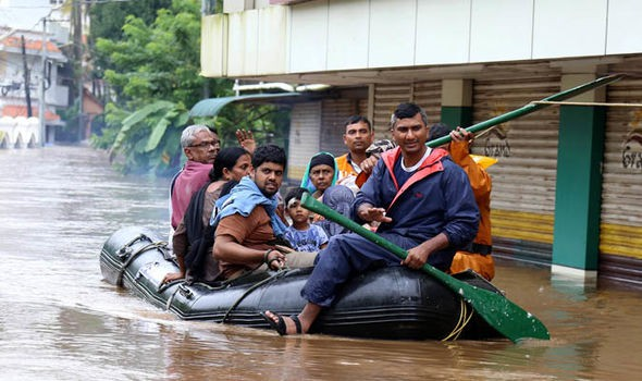 Ấn Độ: Hơn 1 triệu người phải sơ tán do mưa lũ - Ảnh 8.