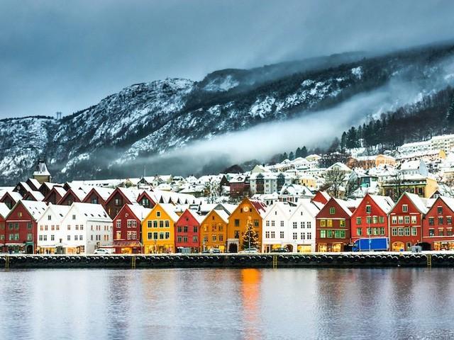 10 bức ảnh khiến bạn muốn đến Na Uy ngay lập tức - Ảnh 4.