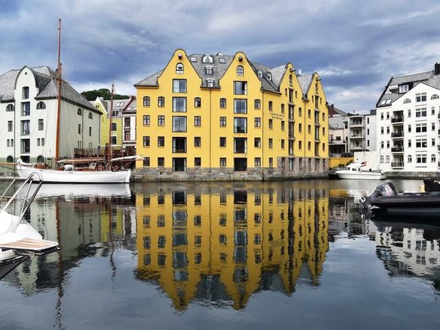10 bức ảnh khiến bạn muốn đến Na Uy ngay lập tức - Ảnh 6.