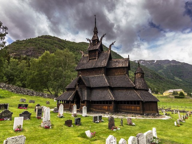 10 bức ảnh khiến bạn muốn đến Na Uy ngay lập tức - Ảnh 8.