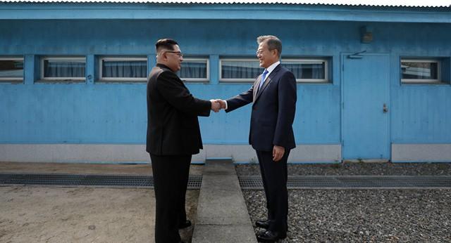 Hàn Quốc xem xét ngừng gọi quân đội Triều Tiên là kẻ thù - Ảnh 1.