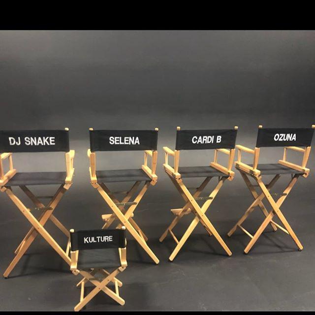 Cardi B bí mật hợp tác cùng Selena Gomez - Ảnh 1.
