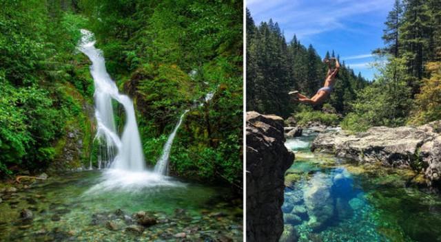 Những bể bơi tự nhiên đẹp mê hồn khắp thế giới - Ảnh 11.