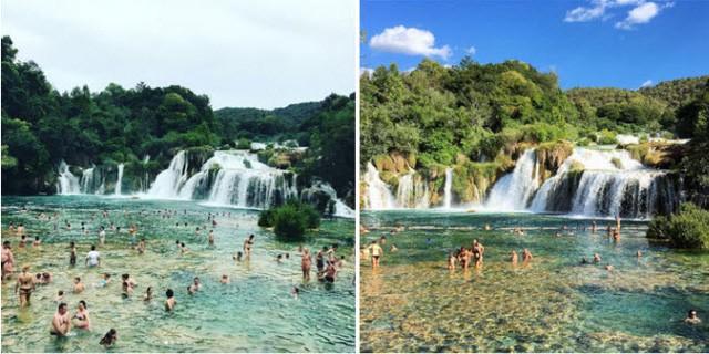 Những bể bơi tự nhiên đẹp mê hồn khắp thế giới - Ảnh 16.