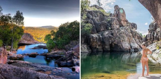 Những bể bơi tự nhiên đẹp mê hồn khắp thế giới - Ảnh 6.