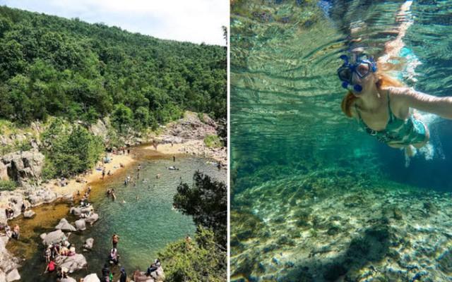 Những bể bơi tự nhiên đẹp mê hồn khắp thế giới - Ảnh 9.