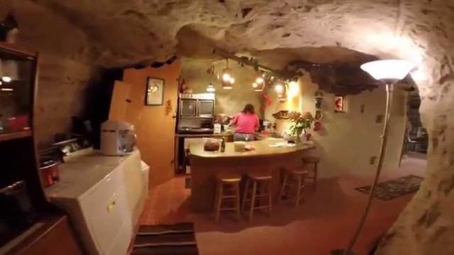 Trở về thời tiền sử tại 7 khách sạn hang động độc và lạ nhất hành tinh - Ảnh 10.