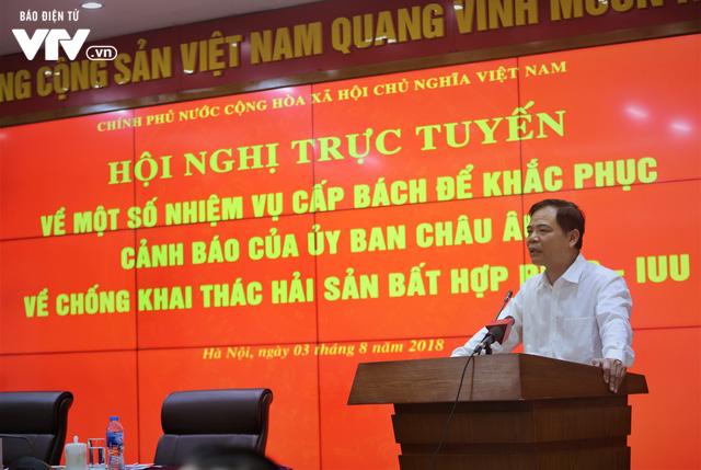 """Nỗ lực tháo gỡ """"thẻ vàng"""" của EC cho thủy sản Việt Nam: Cần cấp bách, quyết liệt và đồng bộ - Ảnh 5."""