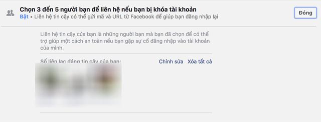 Muốn bảo vệ tài khoản Facebook, đừng bỏ qua 5 cách sau - Ảnh 10.