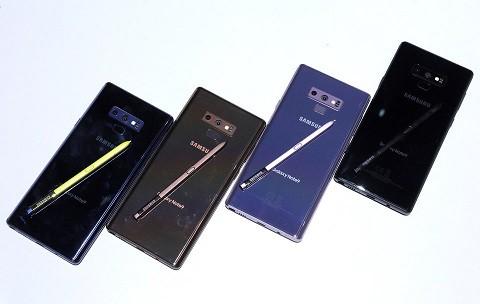 Samsung Galaxy Note 9 đáng mua hơn Galaxy S9? - Ảnh 2.