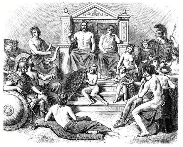 Những điều bạn chưa biết về đỉnh núi Olympus thần thoại - Ảnh 6.