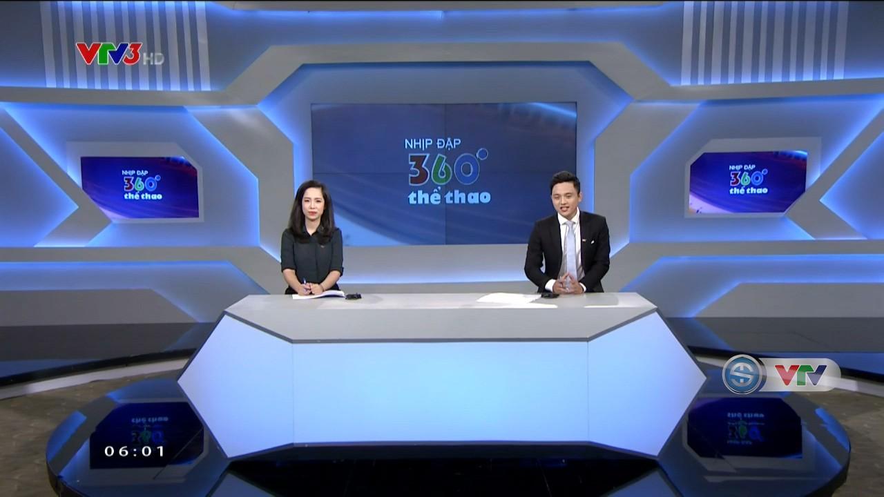 Nhịp đập 360 độ thể thao - 05/8/2018 - Video đã phát trên THE-THAO | VTV.VN