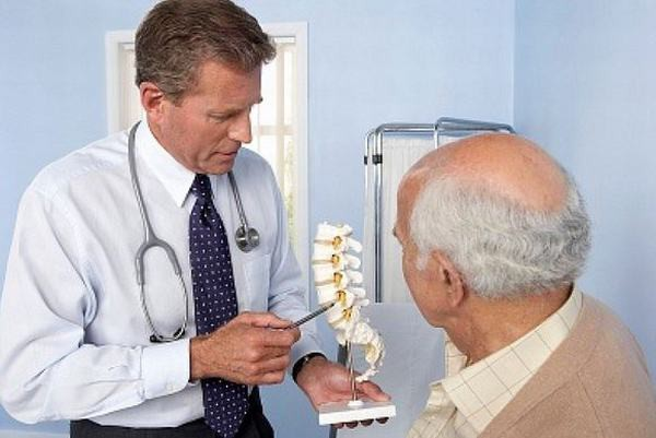 Nguyên nhân gây đau thắt lưng ở người cao tuổi - Ảnh 2.