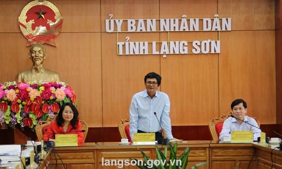Đài THVN và tỉnh Lạng Sơn tăng cường phối hợp thông tin, tuyên truyền - Ảnh 1.