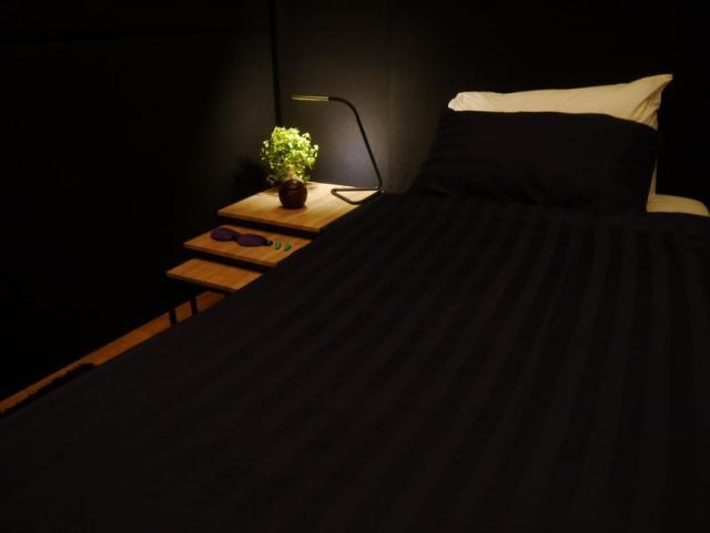 Phòng ngủ trên đường - Dịch vụ mới hút khách ở London, Anh - Ảnh 1.
