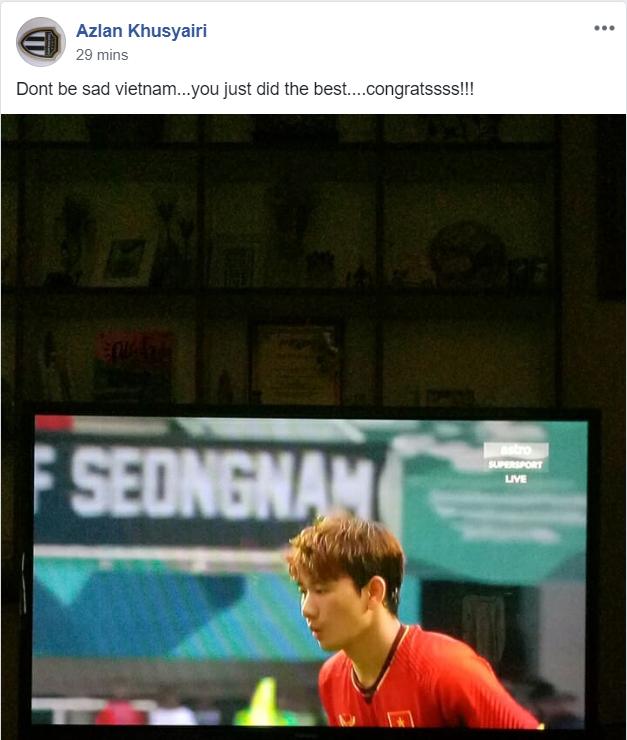 Lỡ huy chương ASIAD, ĐT Olympic Việt Nam vẫn được CĐV châu Á ngợi khen - Ảnh 3.