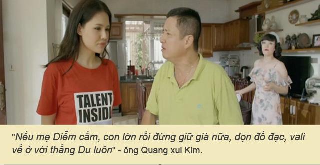 Chí Trung trở thành ông bố hài hước của năm chỉ sau 4 tập Yêu thì ghét thôi - Ảnh 1.