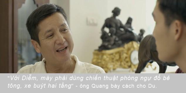 Chí Trung trở thành ông bố hài hước của năm chỉ sau 4 tập Yêu thì ghét thôi - Ảnh 2.