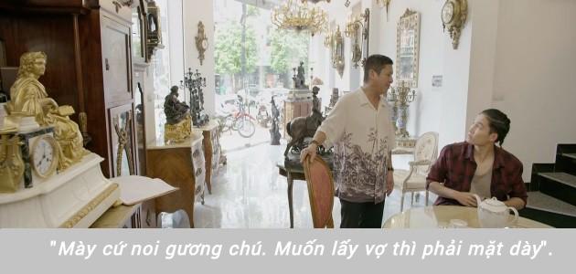 Chí Trung trở thành ông bố hài hước của năm chỉ sau 4 tập Yêu thì ghét thôi - Ảnh 3.