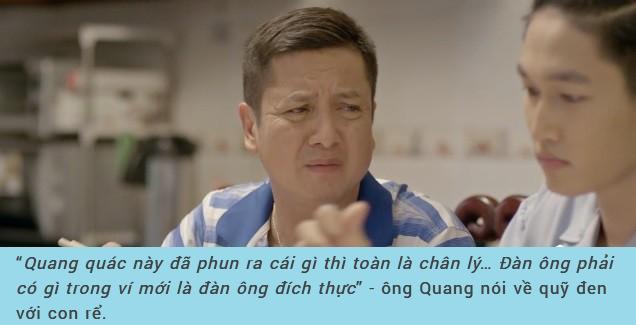 Chí Trung trở thành ông bố hài hước của năm chỉ sau 4 tập Yêu thì ghét thôi - Ảnh 7.