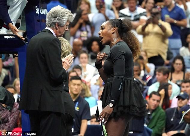 Serena Williams nhận án phạt từ WTA - Ảnh 3.