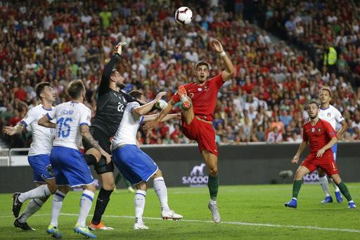 Bảng xếp hạng UEFA Nations League: Italy, Croatia nguy cơ xuống hạng - Ảnh 1.