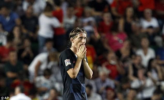 Kết quả bóng đá sáng 12/9: Croatia phơi áo trước Tây Ban Nha, ĐT Bỉ có chiến thắng đầu tiên - Ảnh 1.
