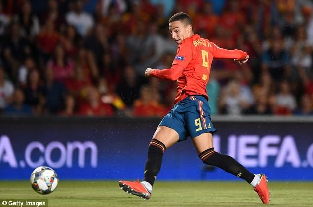 Kết quả bóng đá sáng 12/9: Croatia phơi áo trước Tây Ban Nha, ĐT Bỉ có chiến thắng đầu tiên - Ảnh 2.